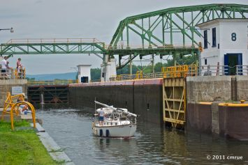 Erie Canal Lock 8
