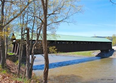 Blenheim Covered Bridge