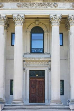 Vanderbilt Front Door