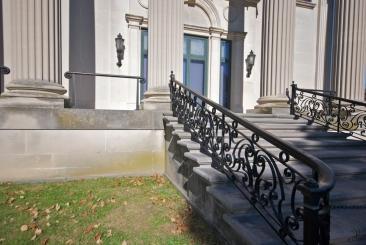 Vanderbilt Side Door
