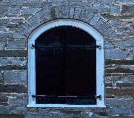 Stone Fort Lower Window
