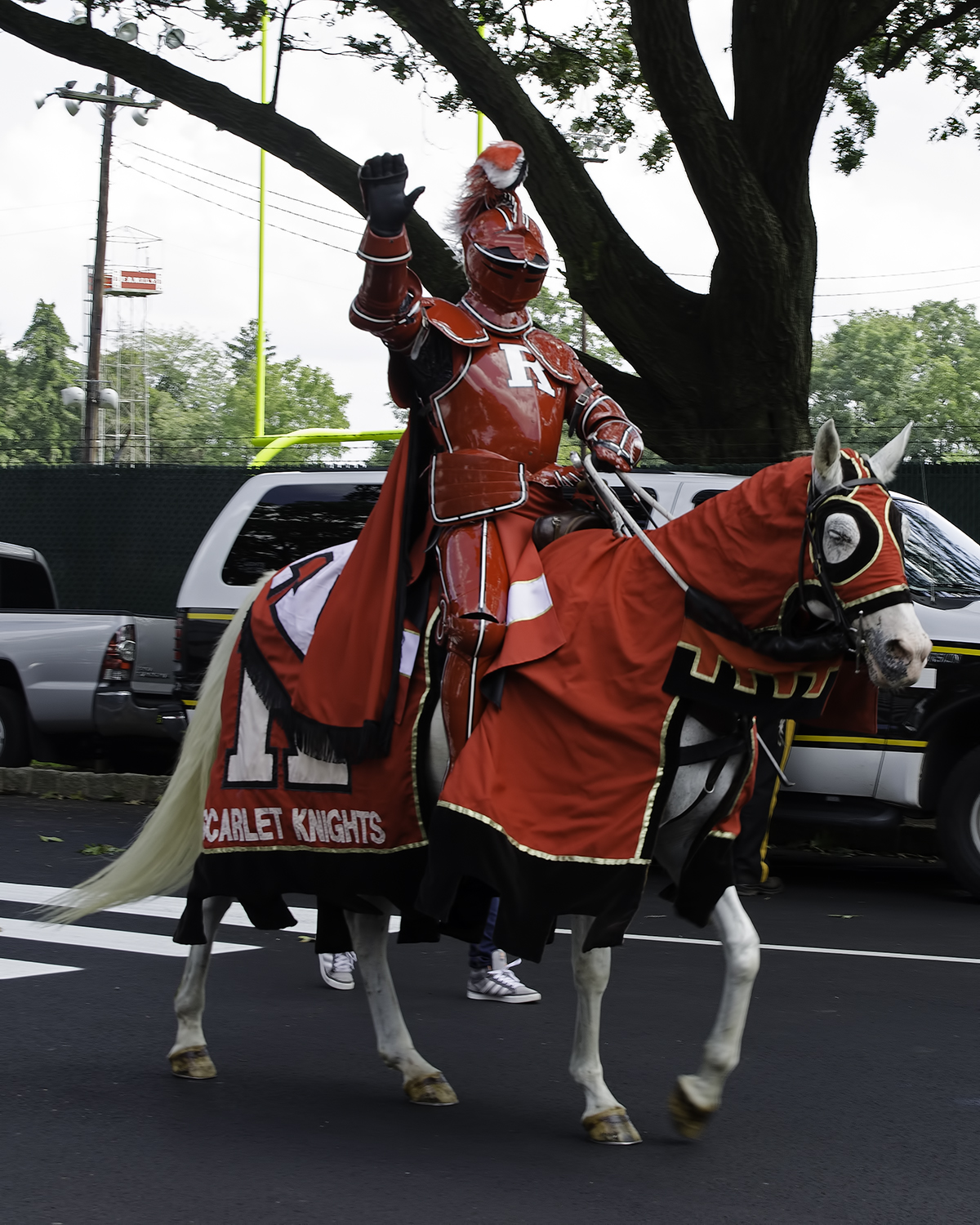 Image result for rutgers mascot