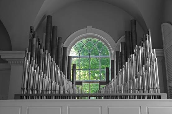 Organ by the Window