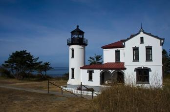 Admiralty Head Lighthouse