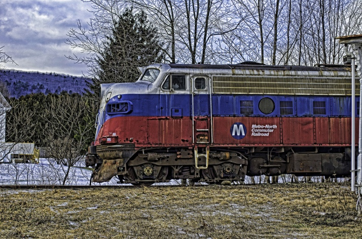 Metro North Retired