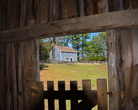 House From Barn