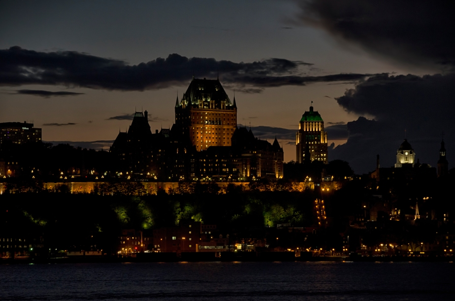 QuebecCityNight