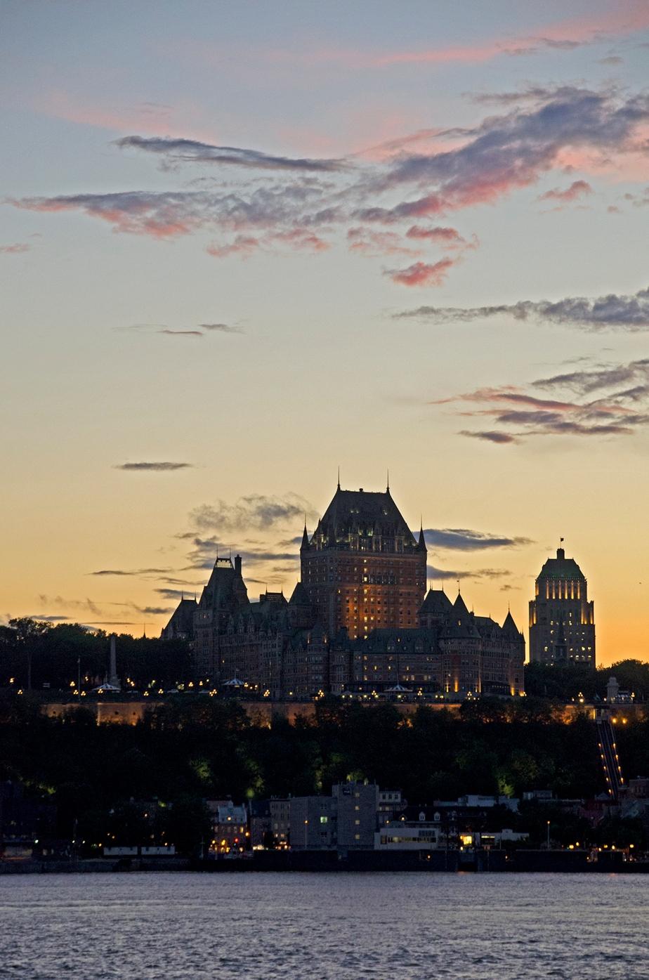 QuebecCityNightPortrait