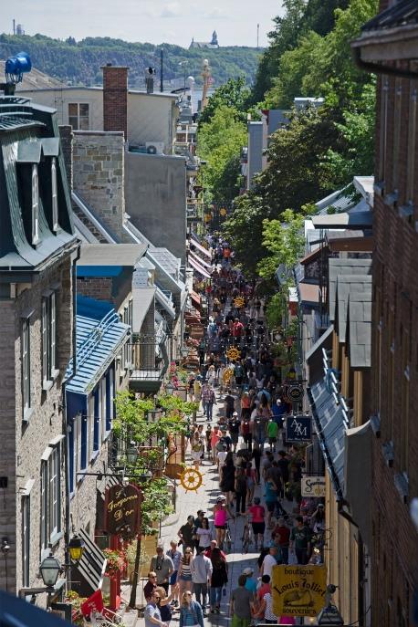 QuebecCityPetitQuarterChamplain