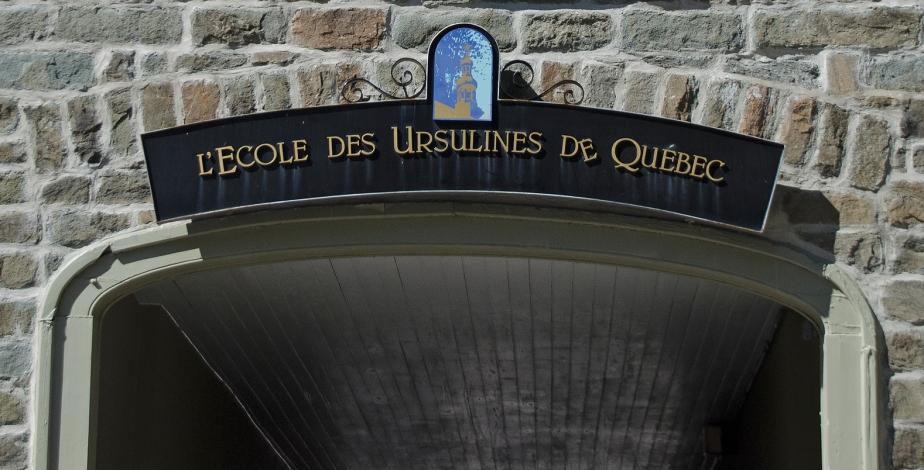 QuebecCityUrsulinesSchool